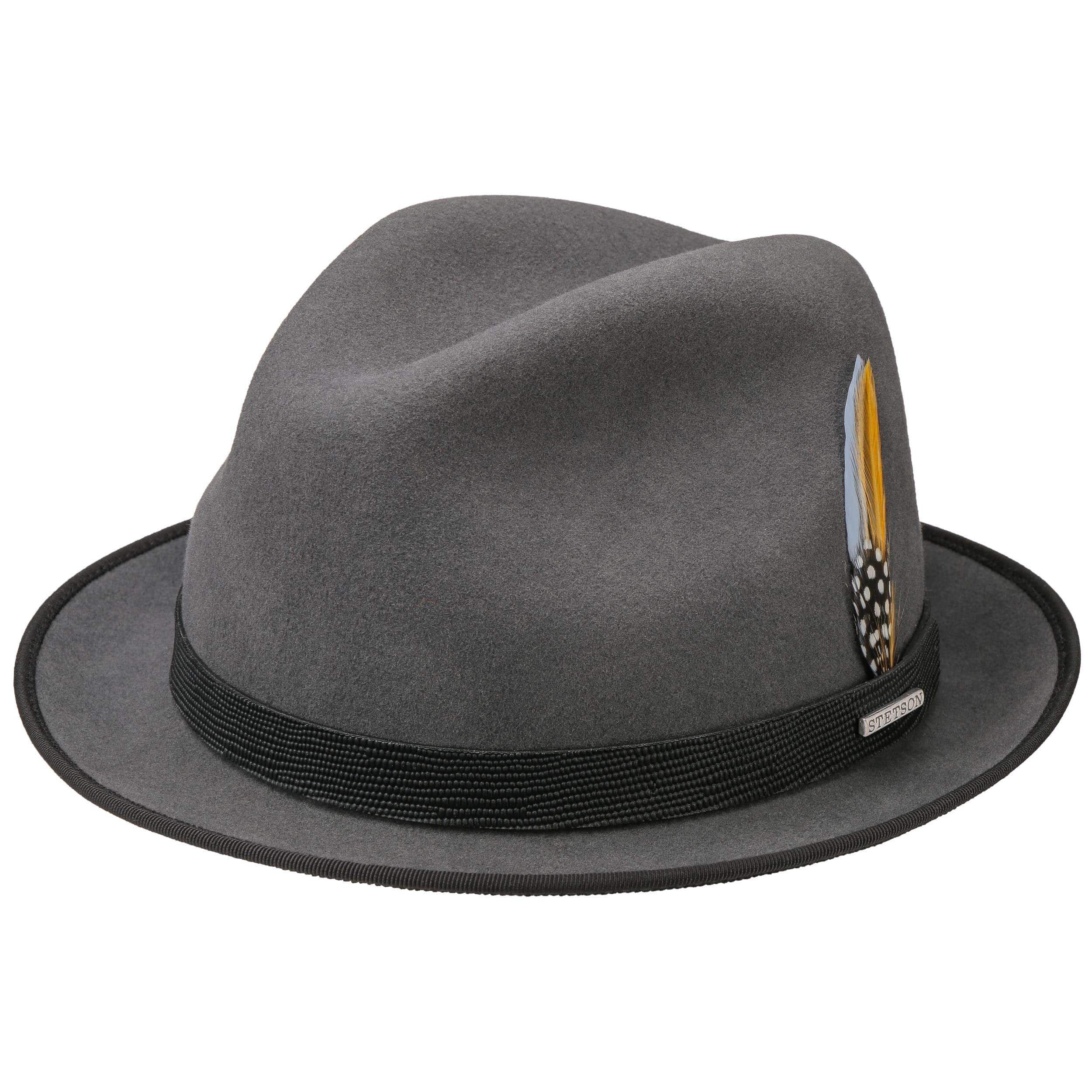 Wrentham Player Hat VitaFelt Hat grey