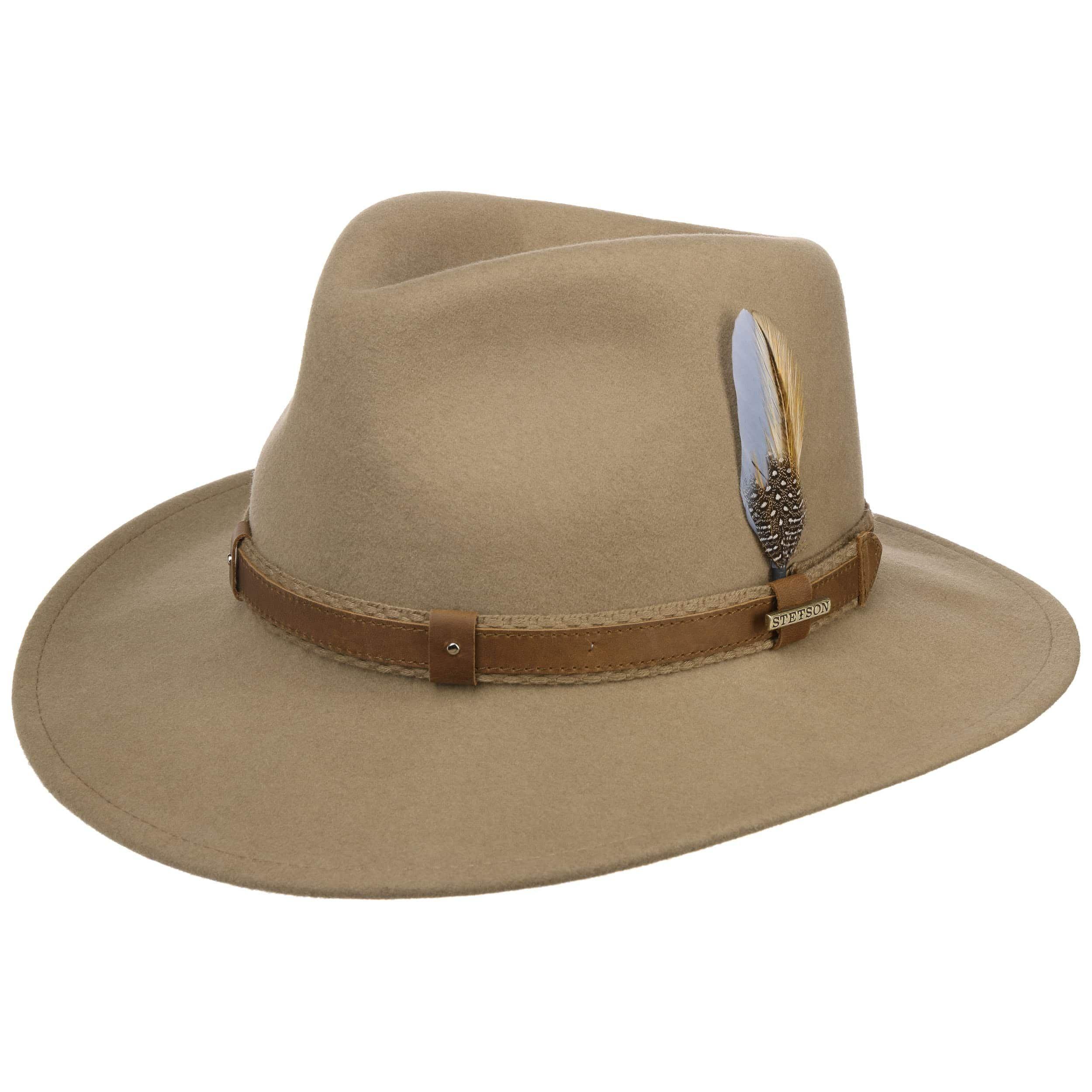 Carverton VitaFelt Wool Felt Hat beige
