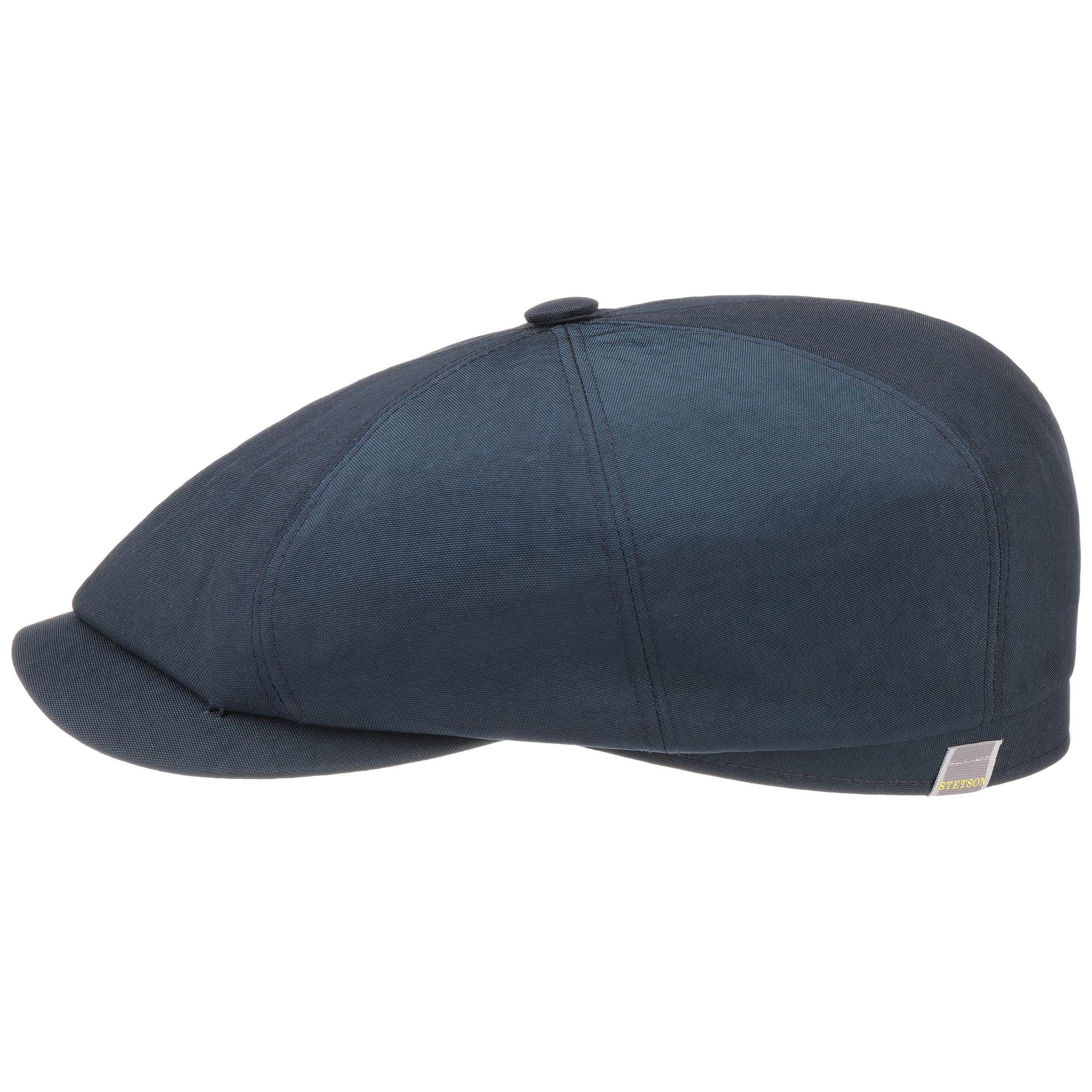 Hatteras PCM Nylon Flat Cap blue