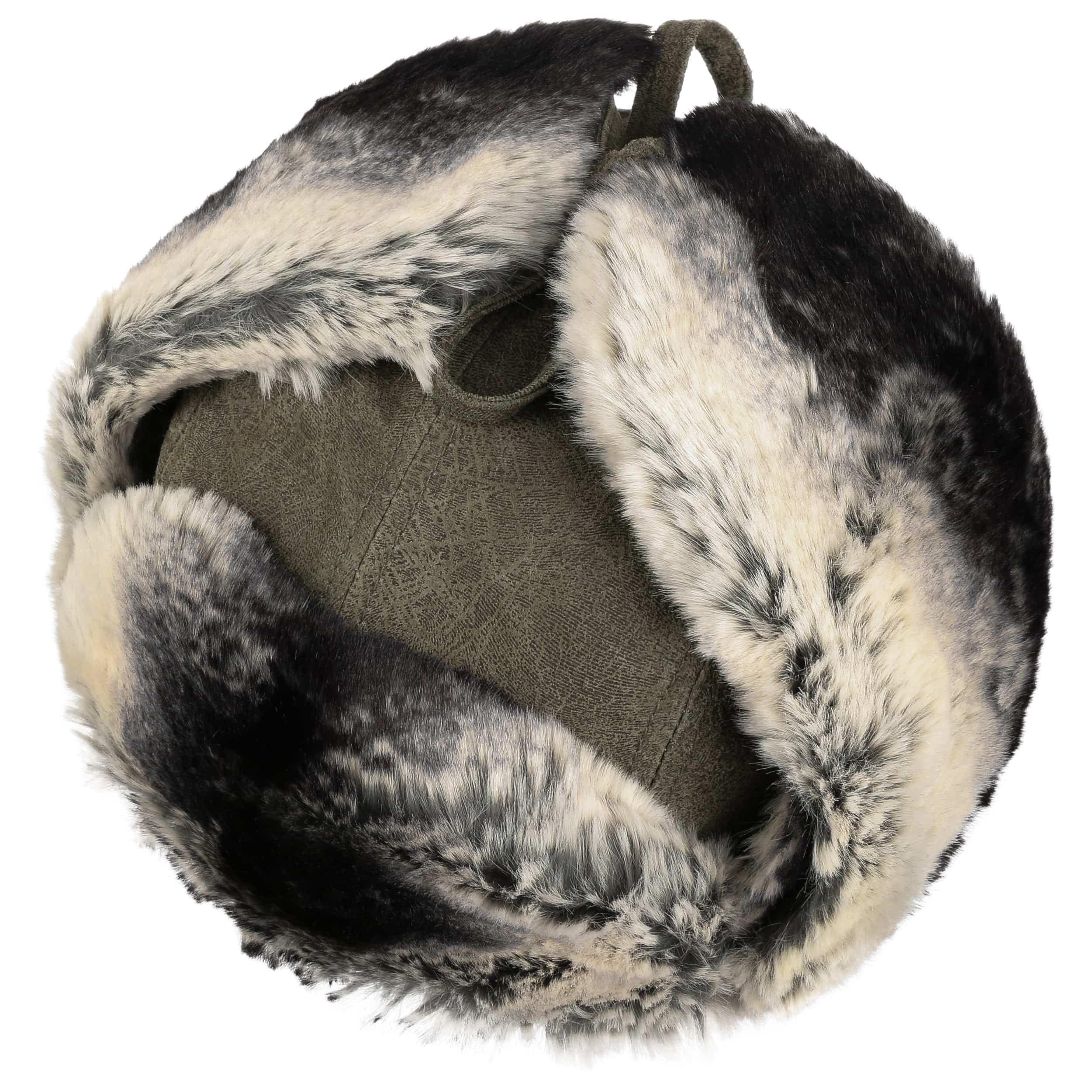 Bonnet d´Aviateur Dakano Pigskin olive
