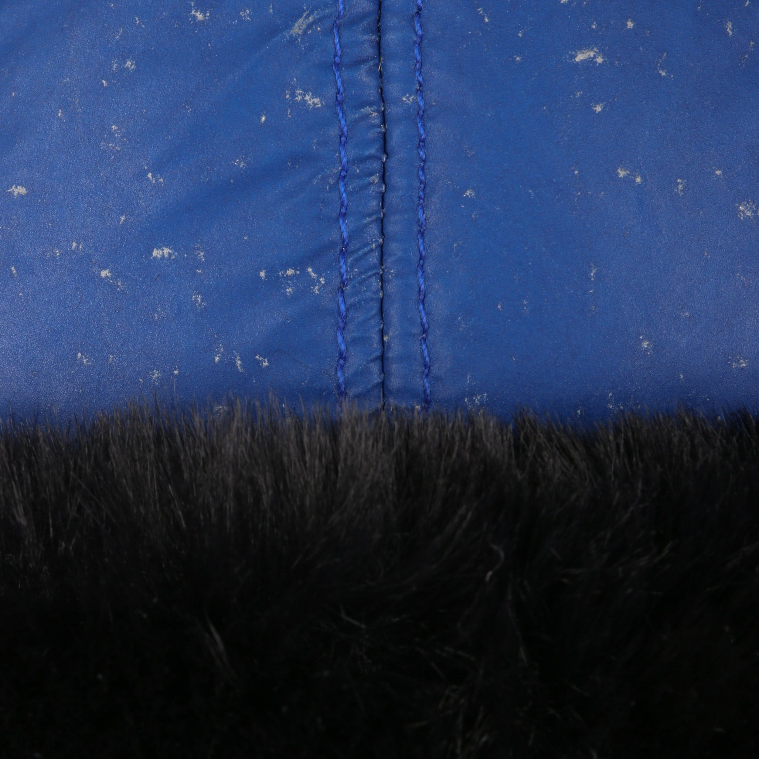 Chapka Reflector bleu