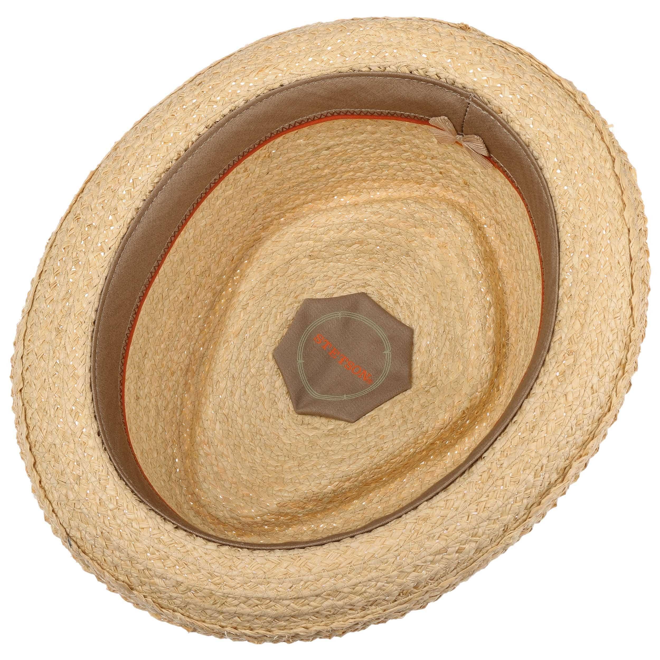 Salango Diamond Raffiahut natur