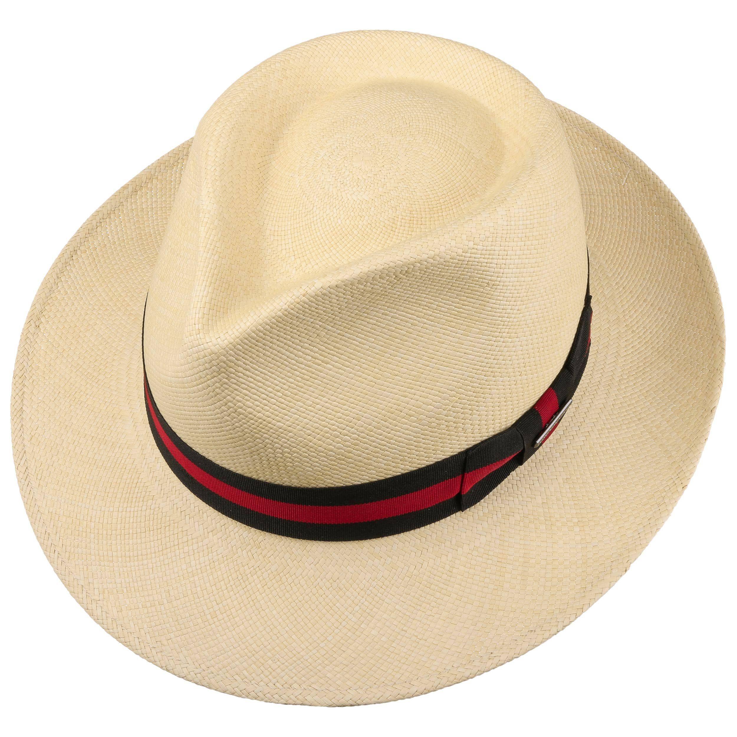 Rocaro Fedora Panama Hat nature