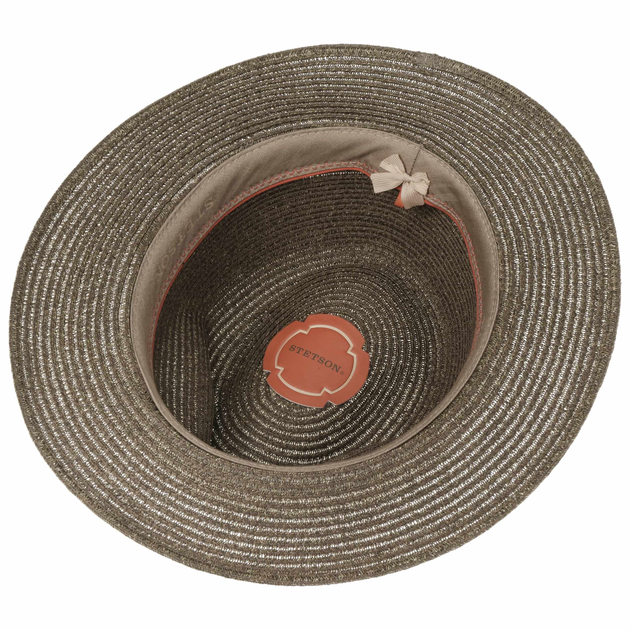 Chapeau en Paille Nark Toyo marron