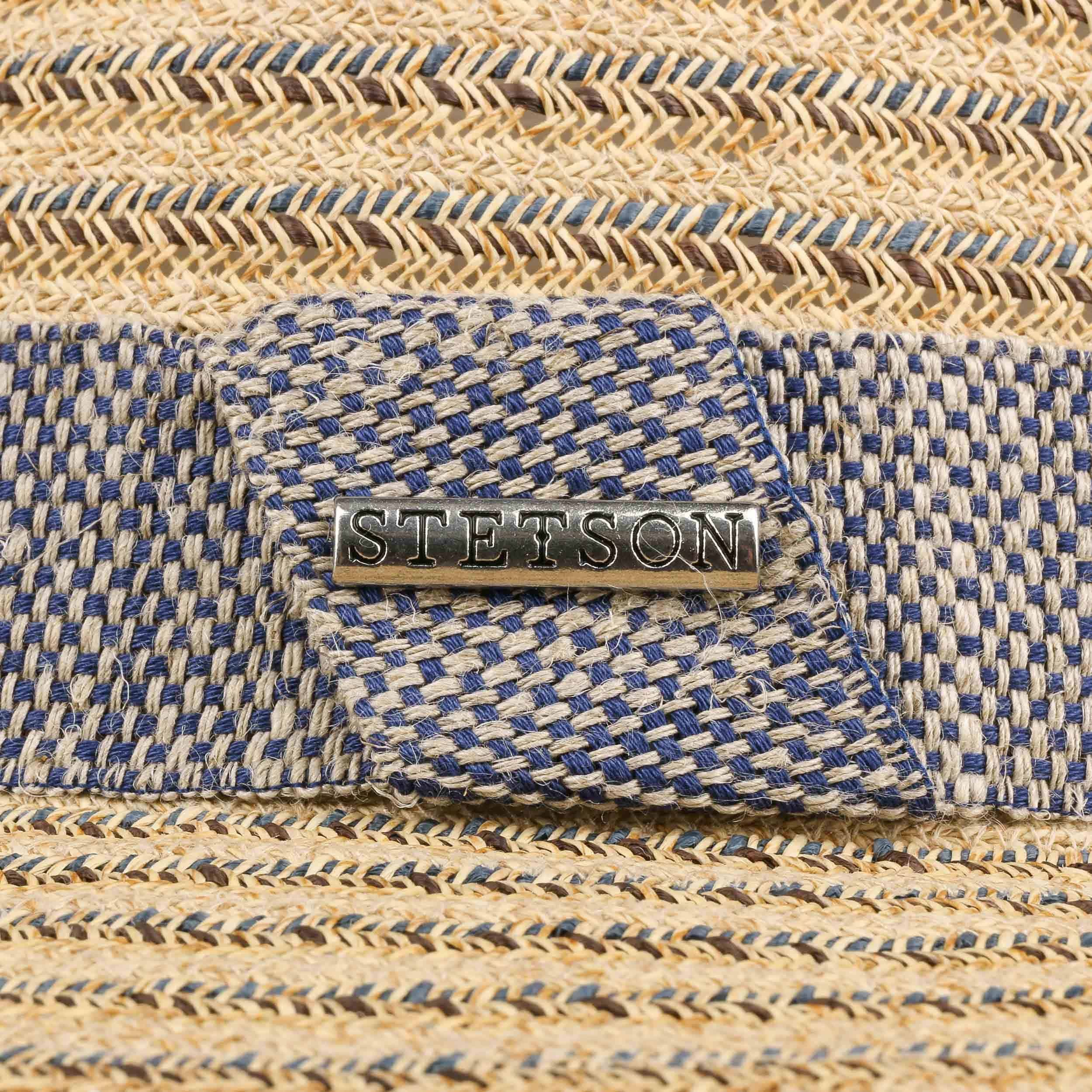 Lopez Toyo Traveller Strohhut beige