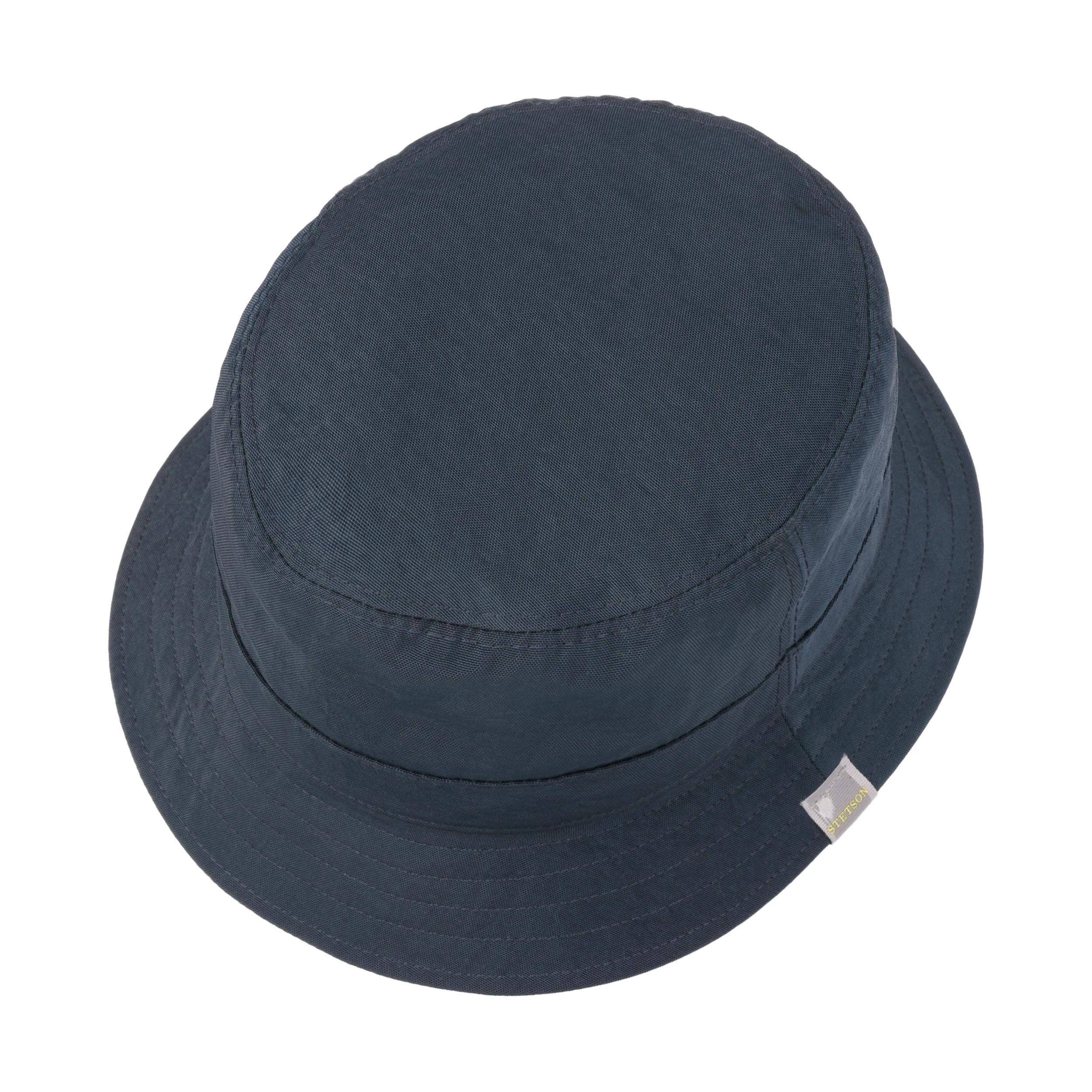 PCM Nylon Bucket Fishing Hat navy