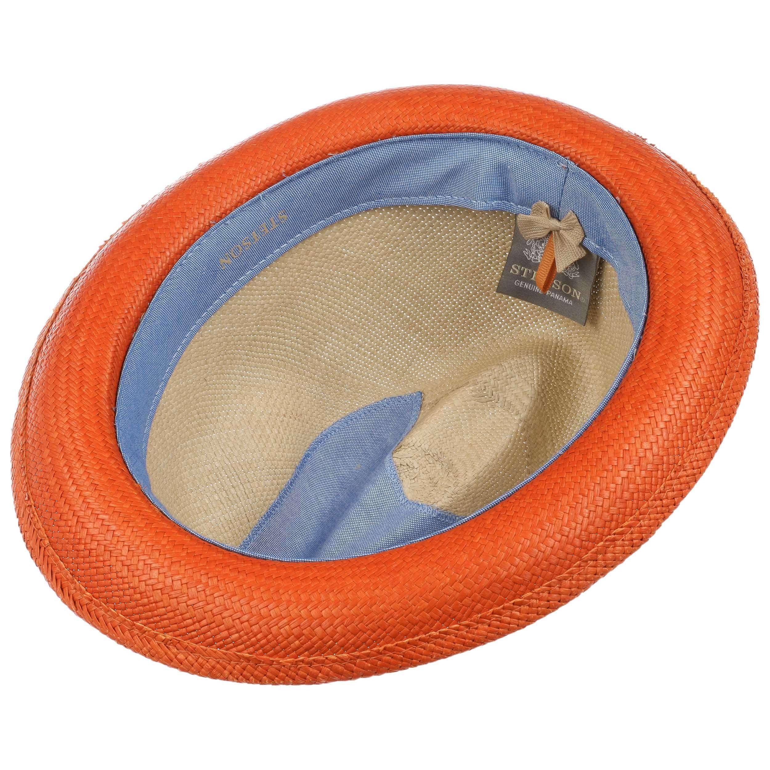 Twotone Player Panamahoed oranje