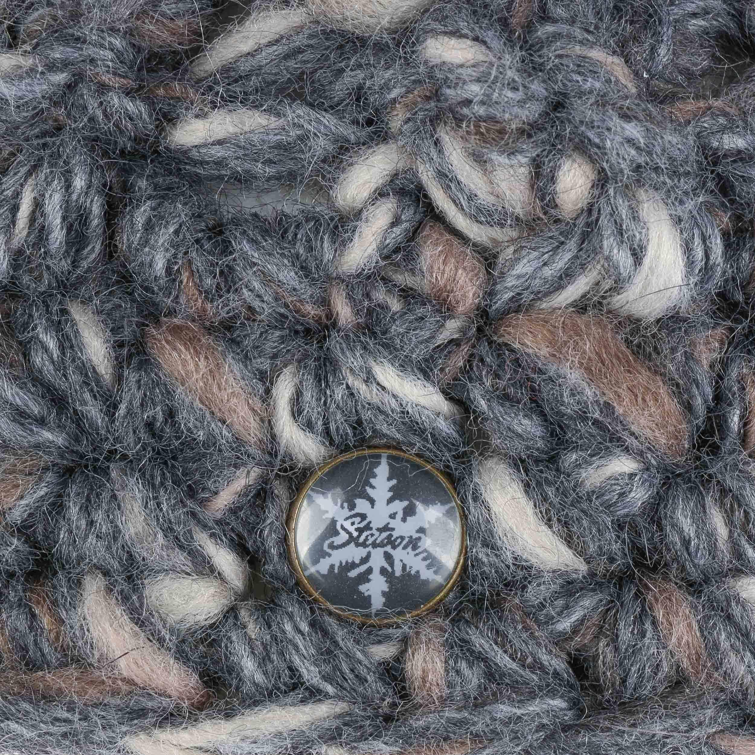 Norwich Knit Beanie grey