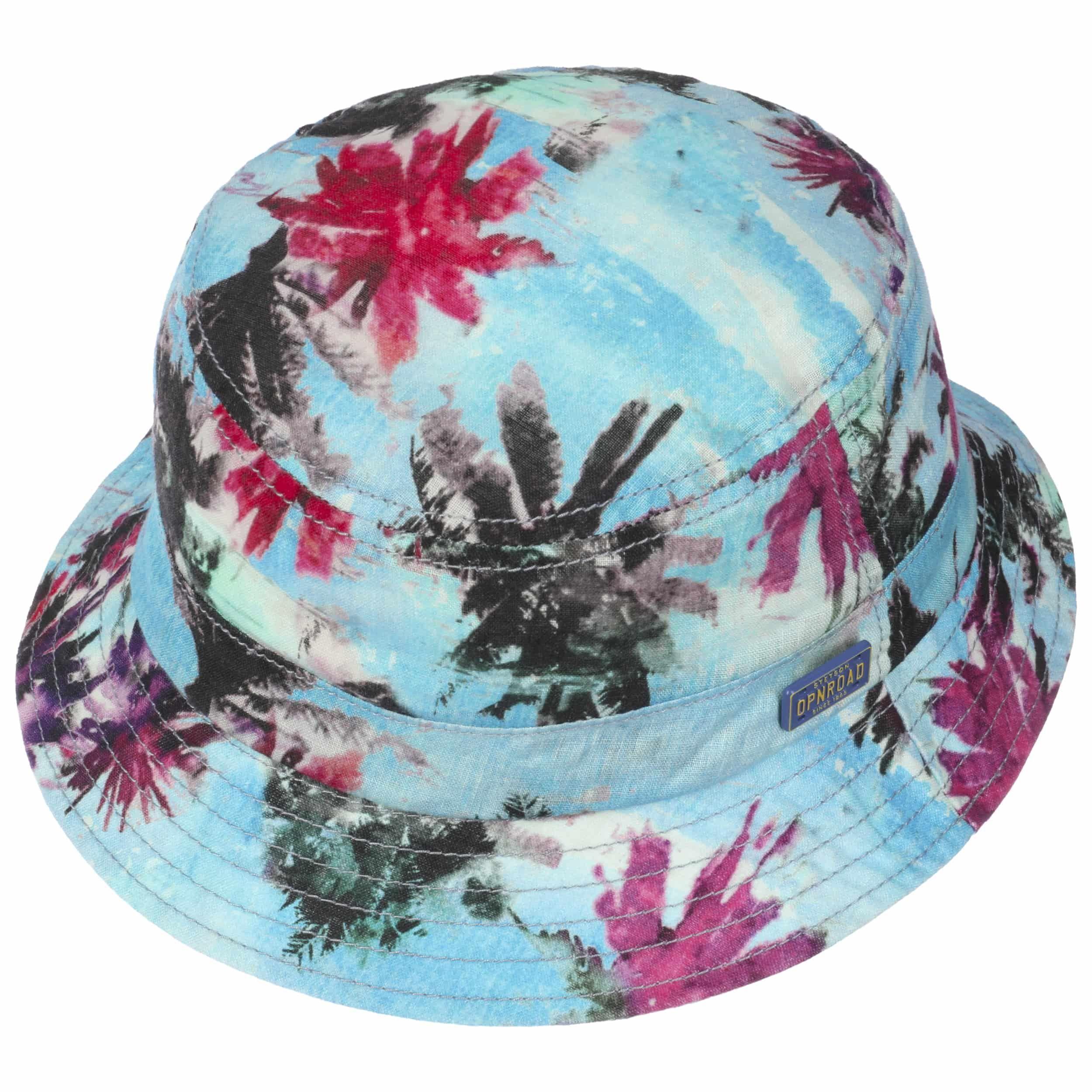 Bluemont Bucket Hat light blue