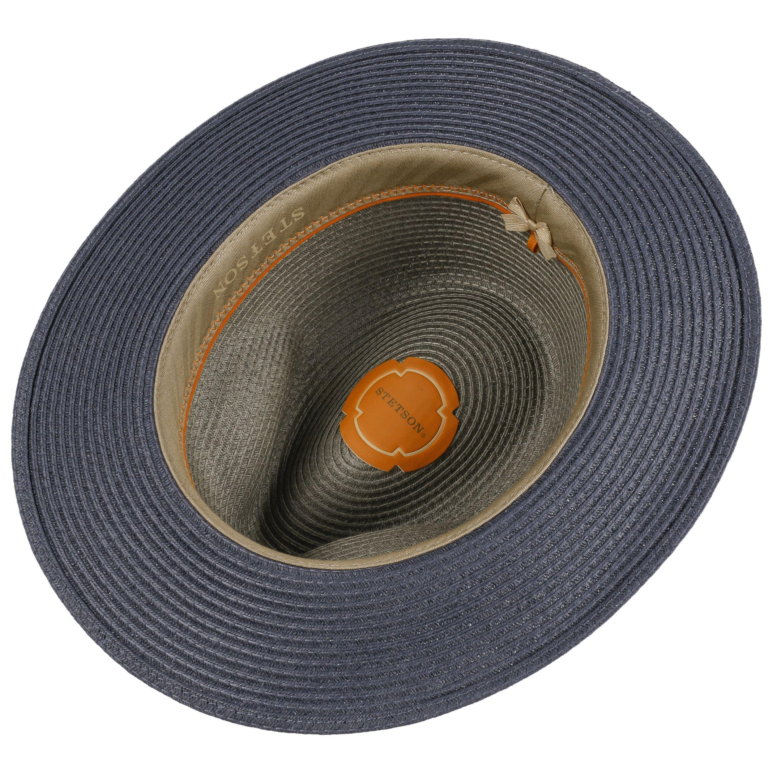 Chapeau en Paille Romaro Toyo gris