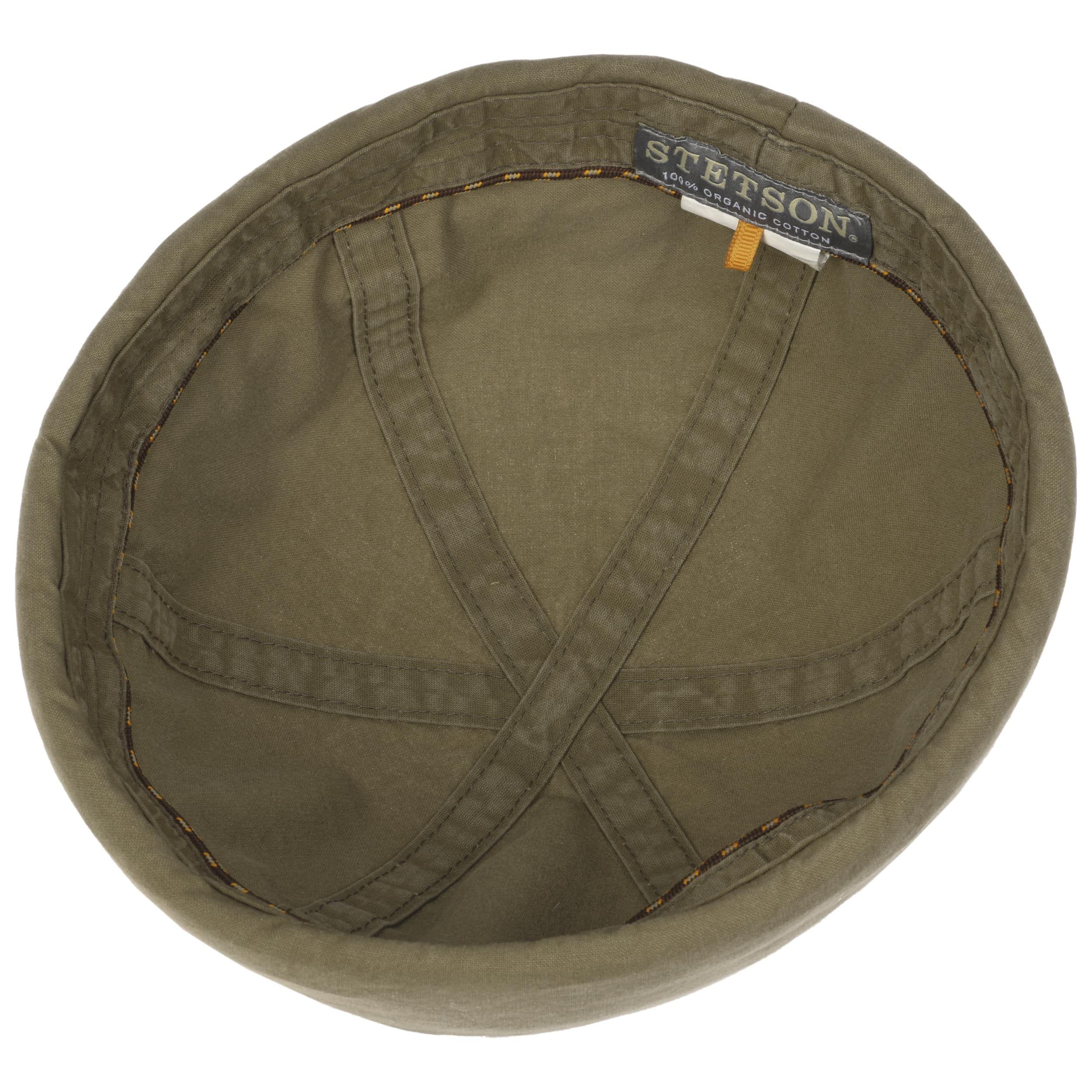 Delave Organic Cotton Docker Hat khaki