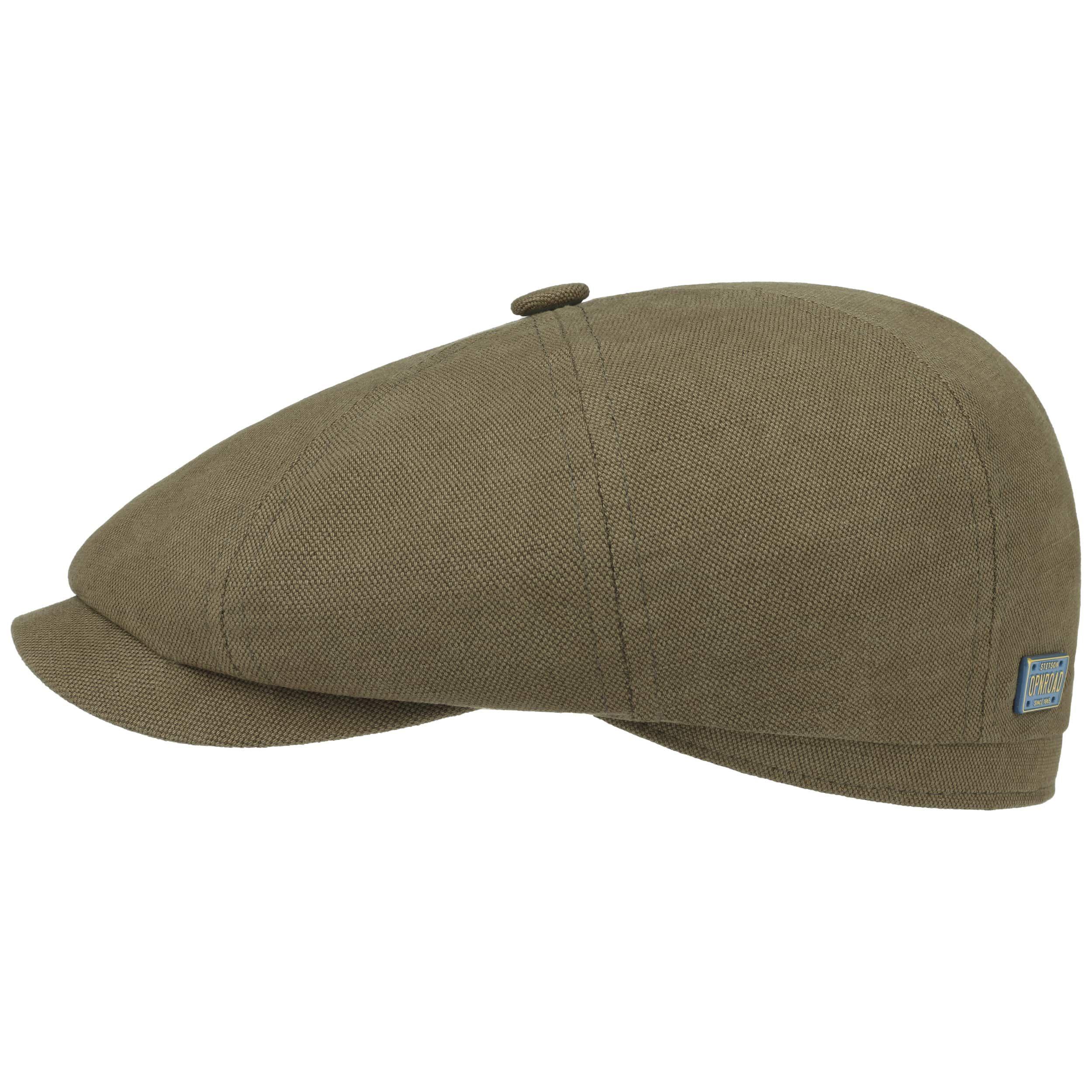 Hatteras Leadville Flatcap khaki