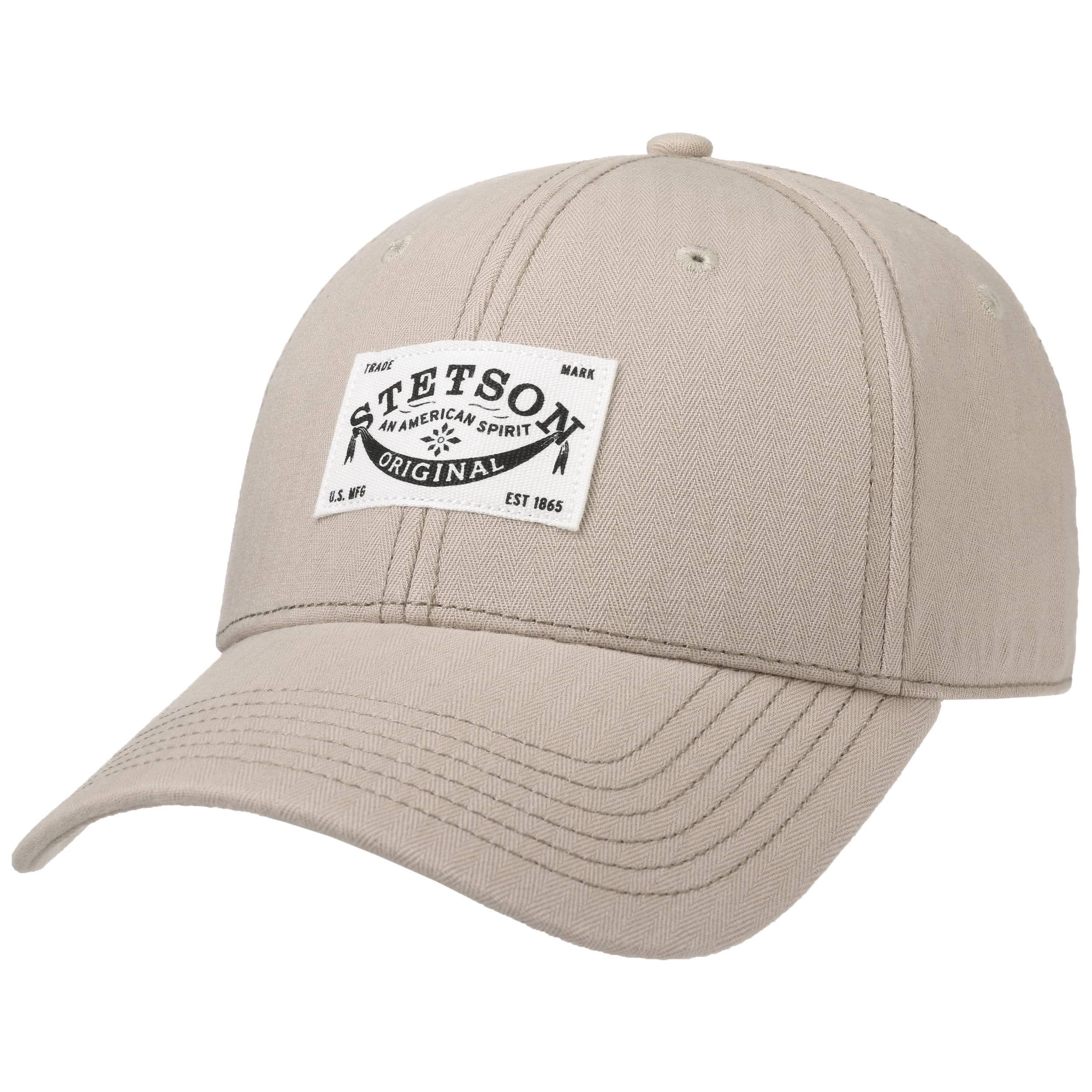 Gorra de Algodón con Protección UV beige