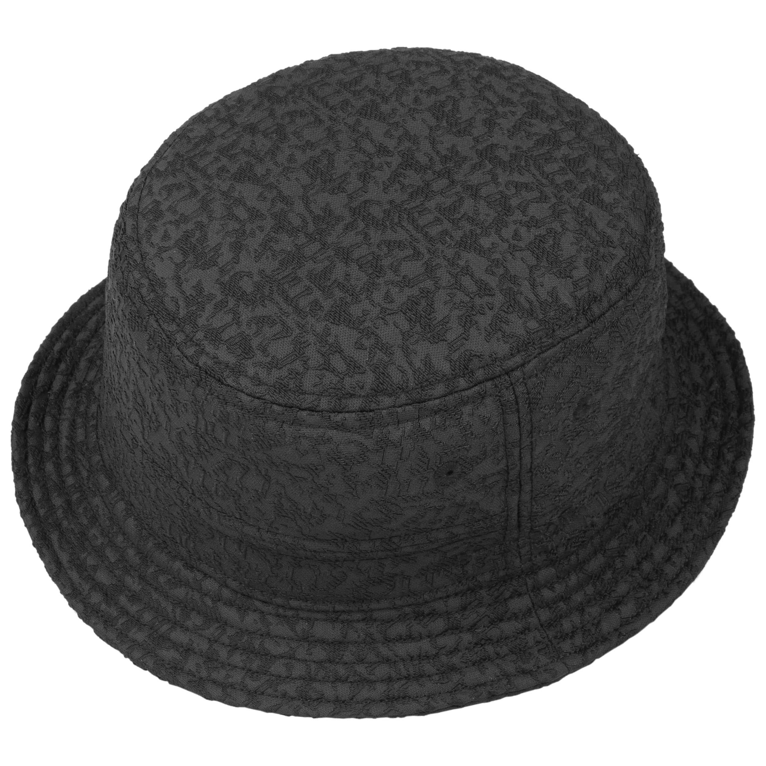 Camolan Bucket Fischerhut schwarz
