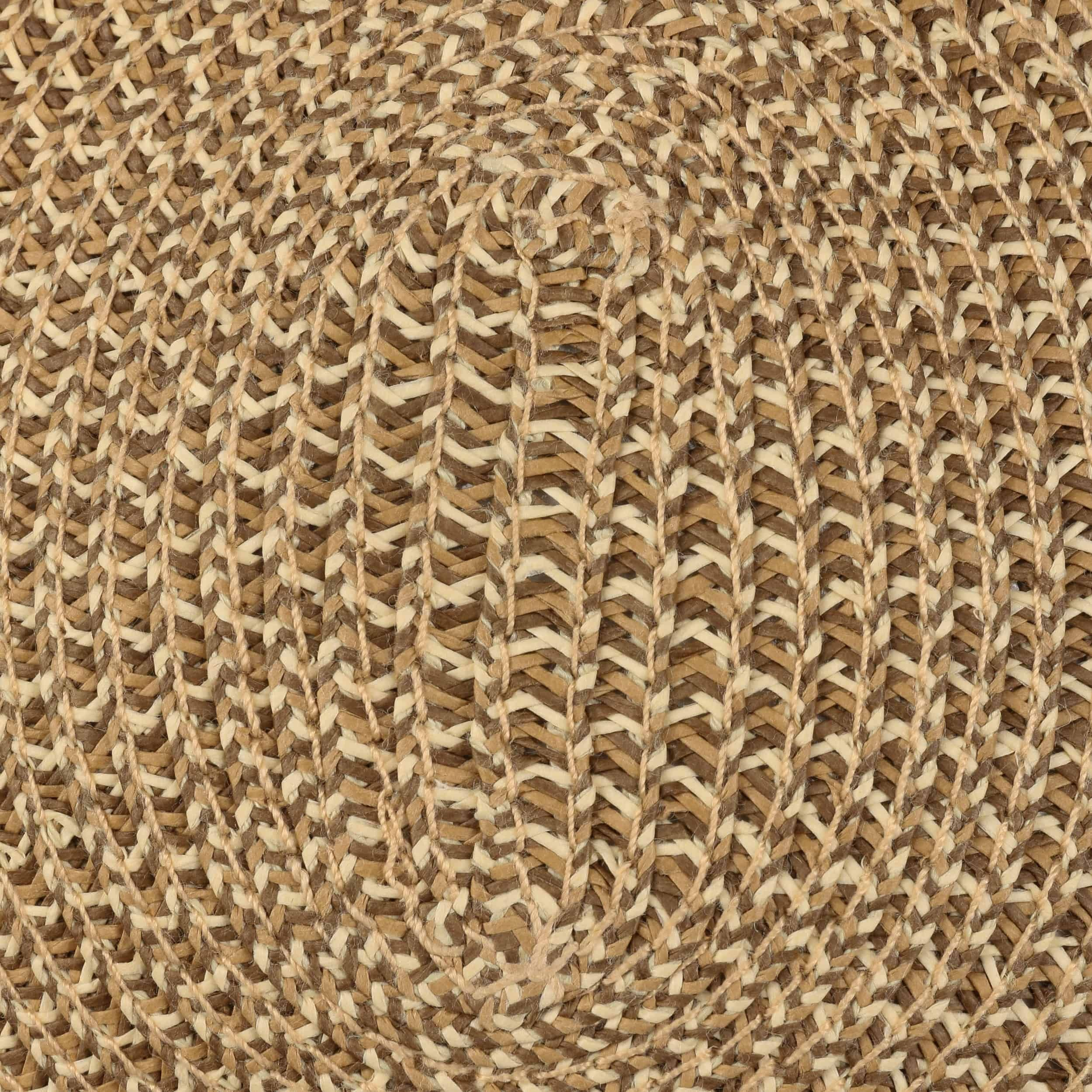 Fiorella Floppy Hat brown