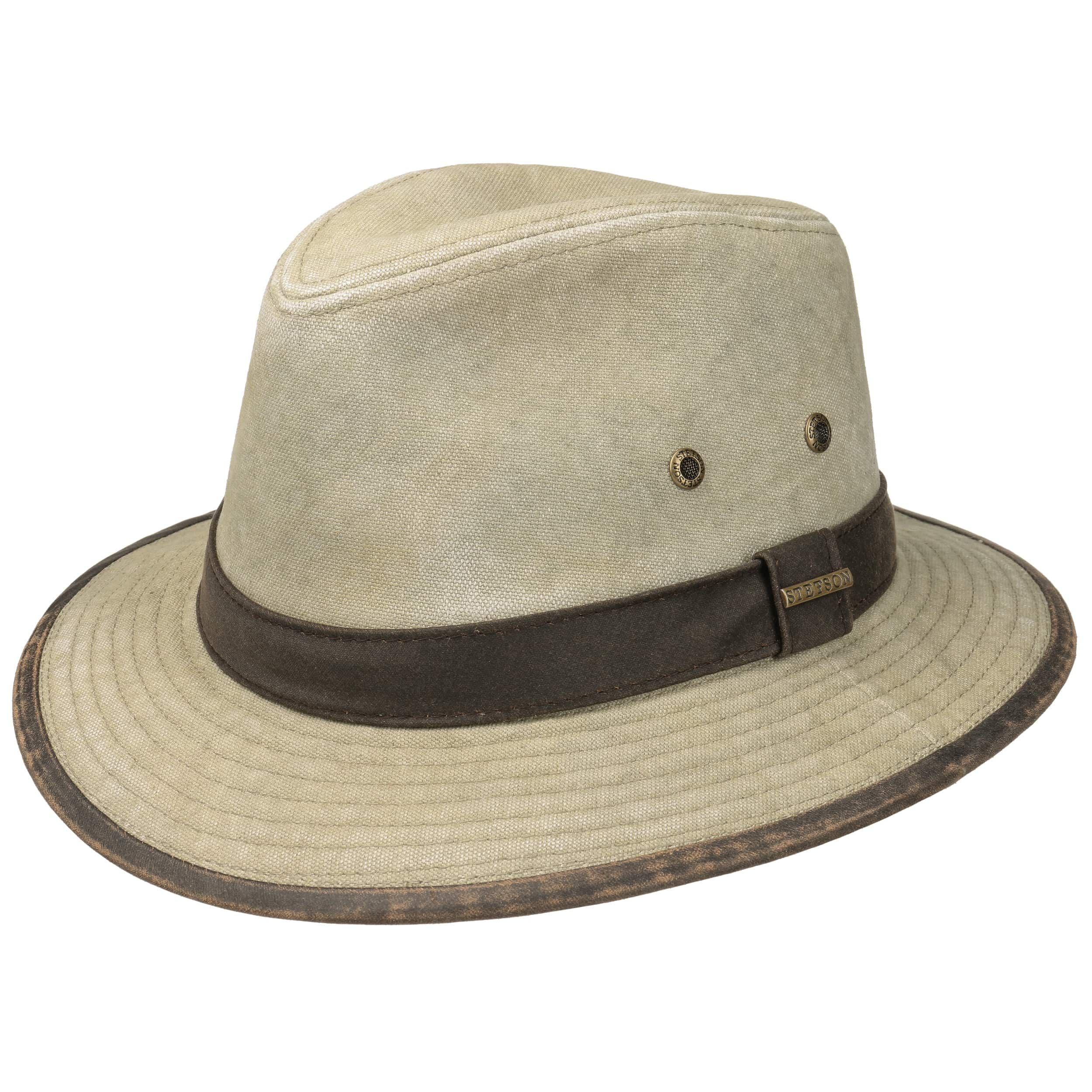 Ralento Cotton Traveller Hat light olive
