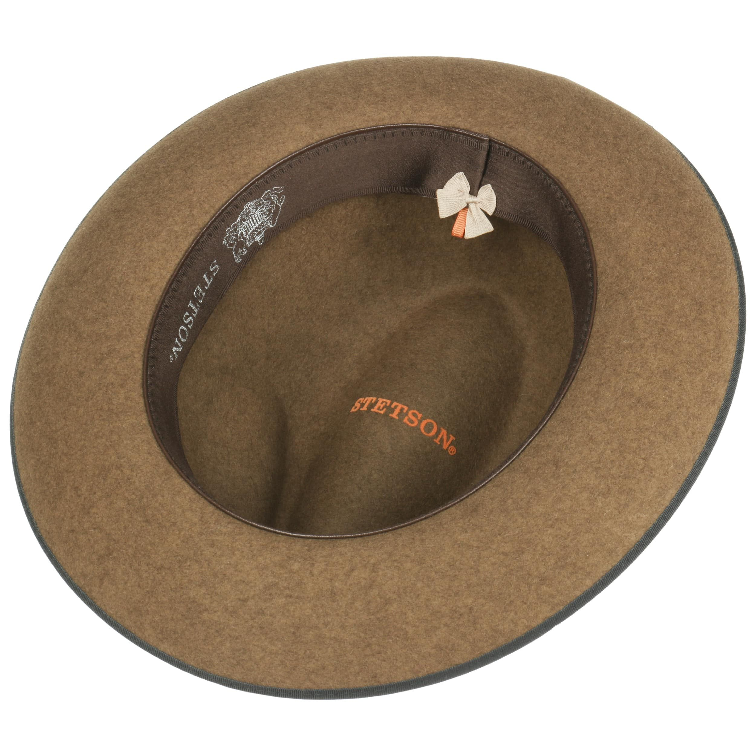 Larendale Fur Felt Hat brown