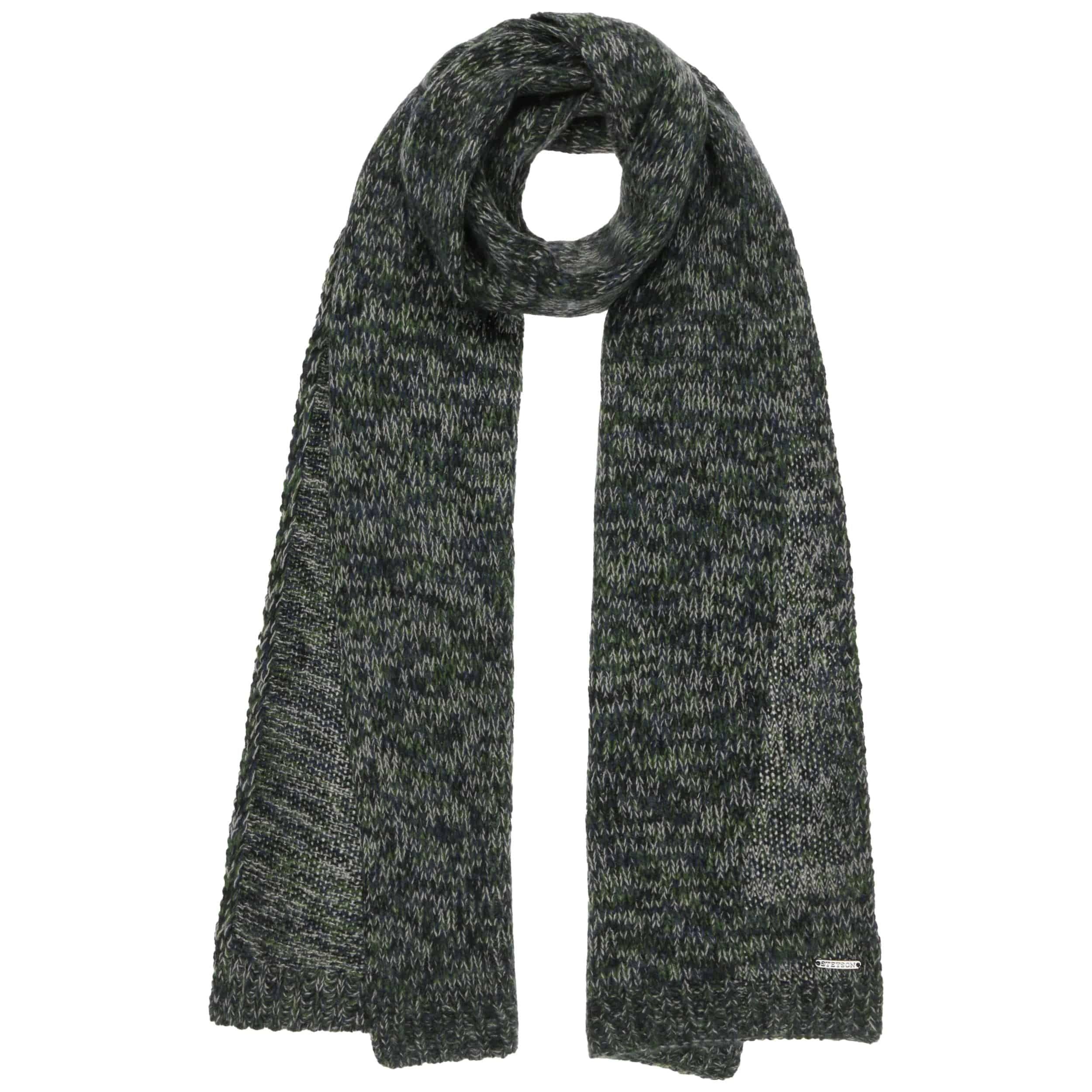 Lamont Premium Kasjmieren Sjaal groen