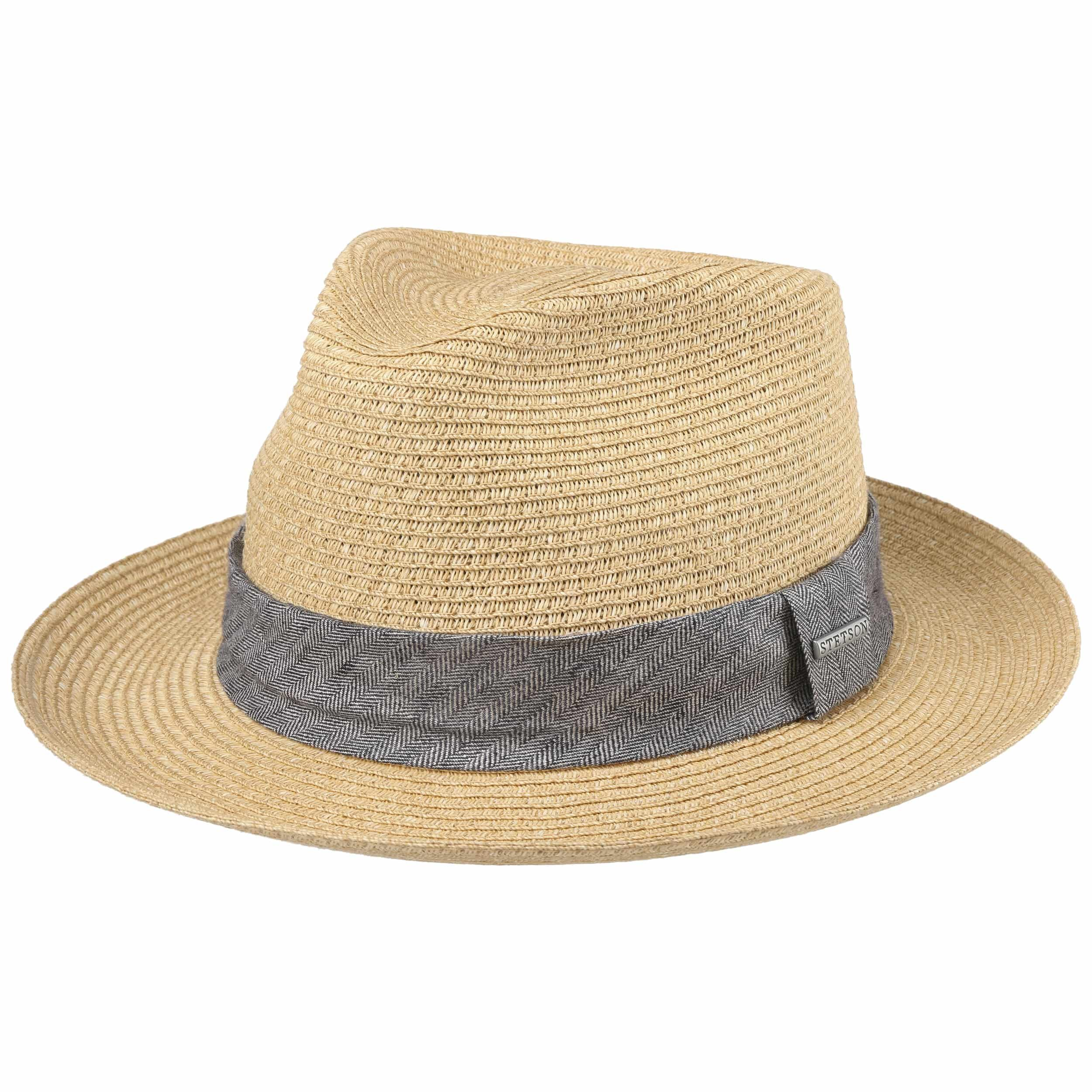 Lintano Toyo Straw Hat nature