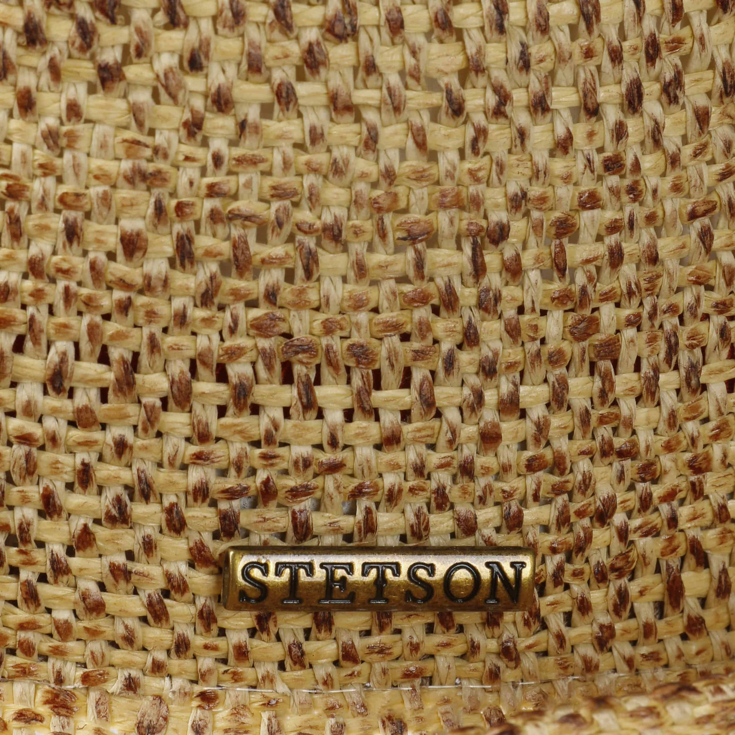 Liverton Toyo Pork Pie Straw Hat nature