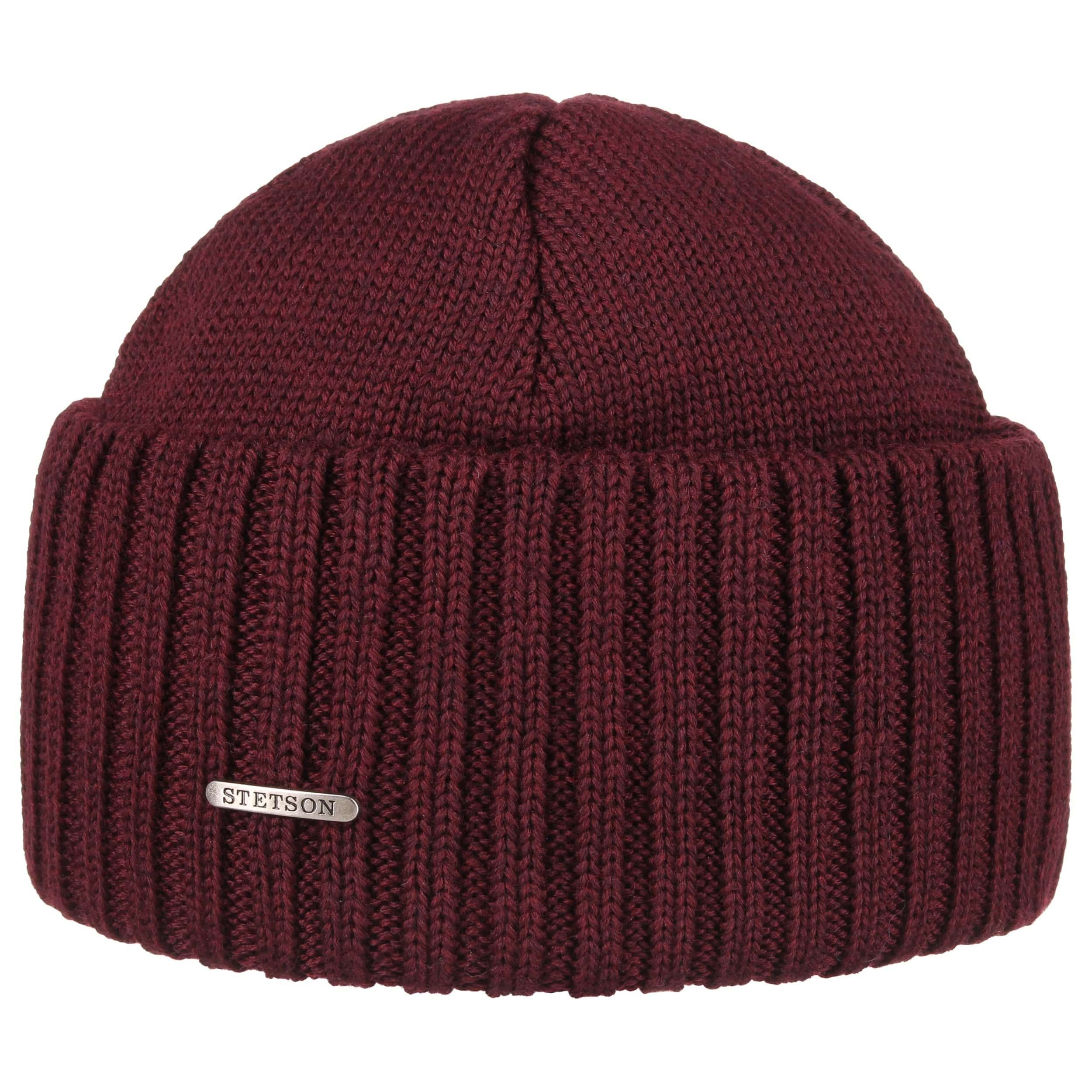 Northport Knit Hat bordeaux