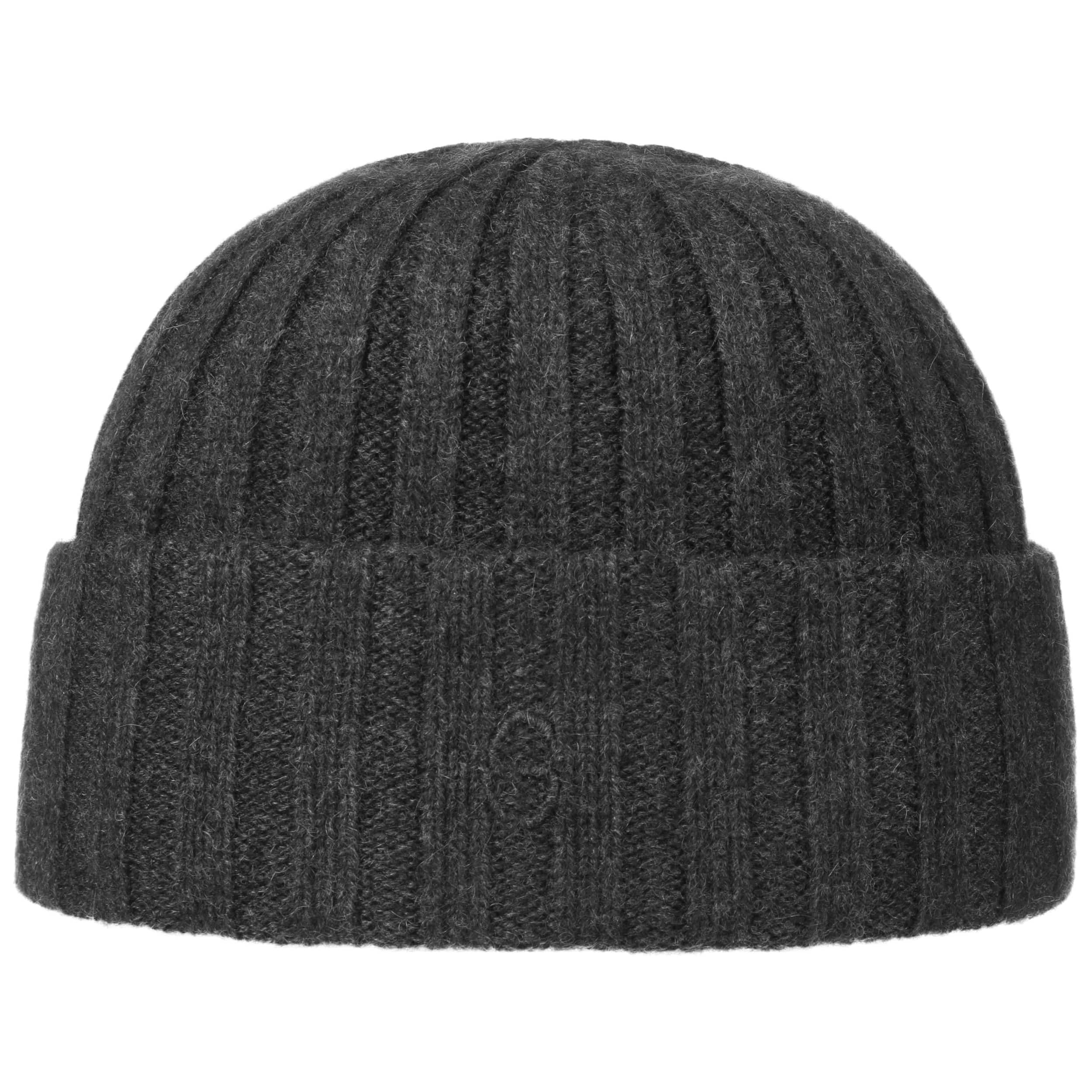 Surth Cashmere Knit Hat anthracite