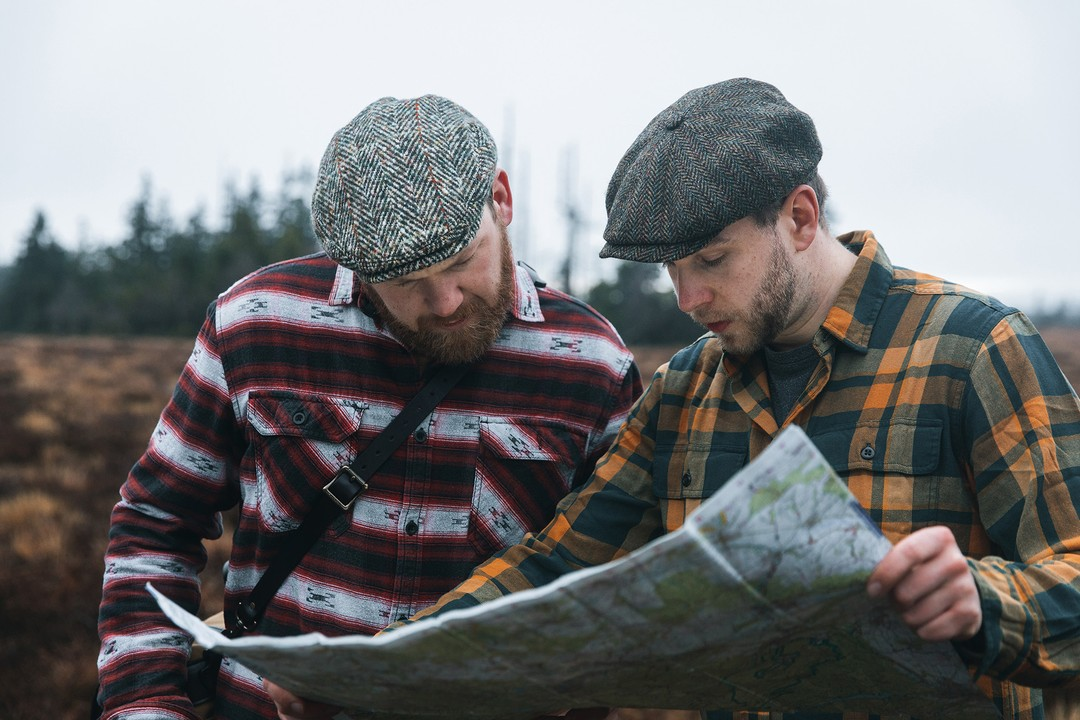 Always-on-the-right-track-with-Stetson-Are-you-a-map-or-navigation-system-type--muenchmax-stetsonoutdoor-stetson-stetsoneurope-collection-autumnwinter2021-aw21-hat-hats-outdoor-nature-travelling-fashion